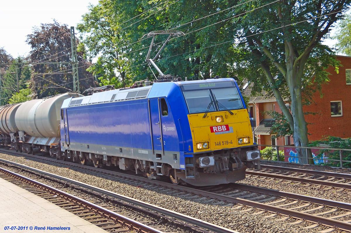 Interconnex Züge